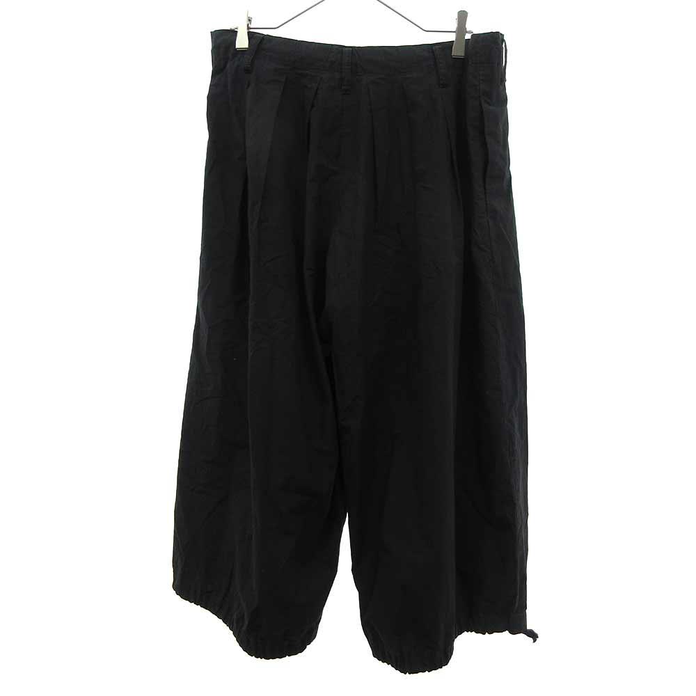 Plain Balloon Pants  コットンプレーンバルーンワイドパンツ