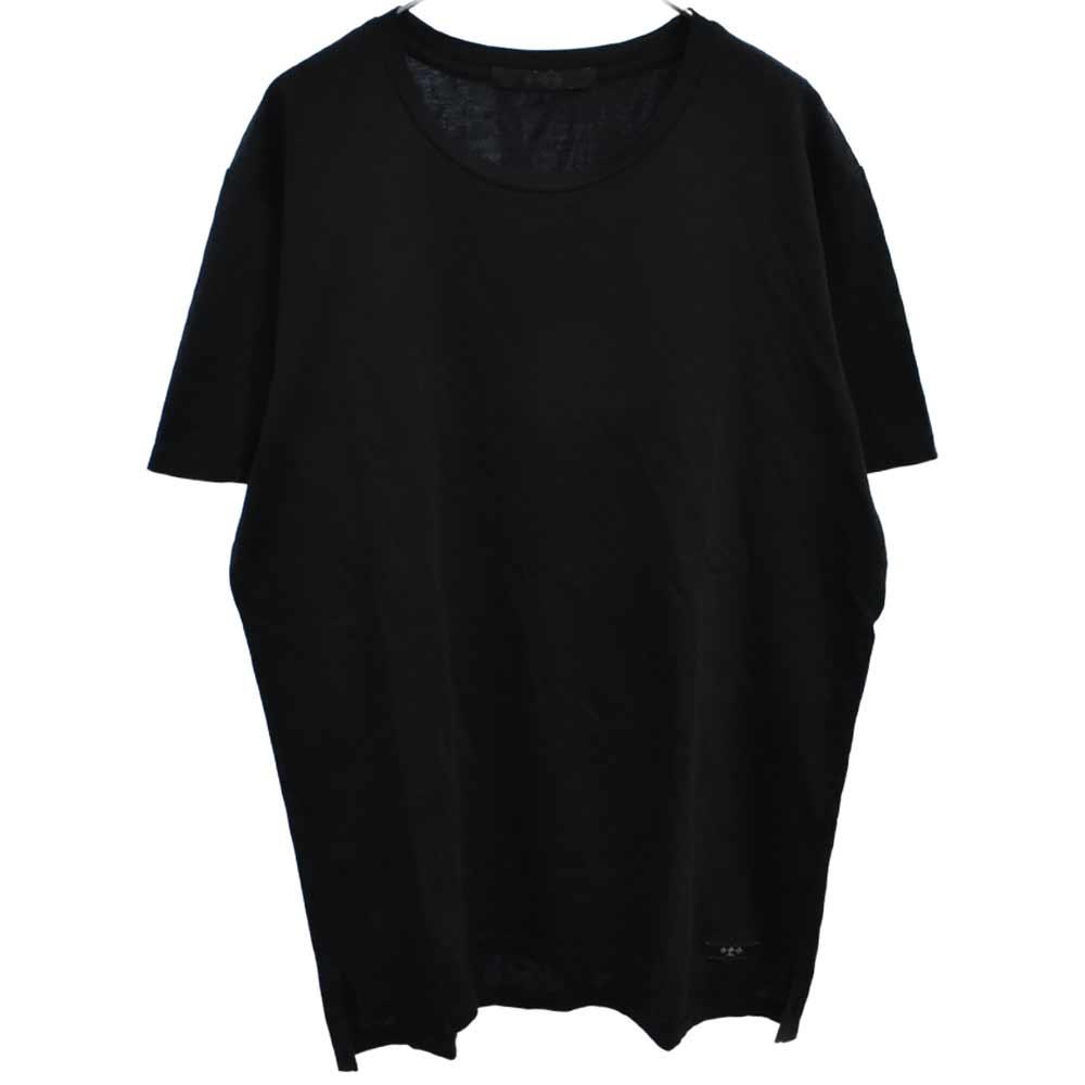 クルーネック半袖Tシャツ