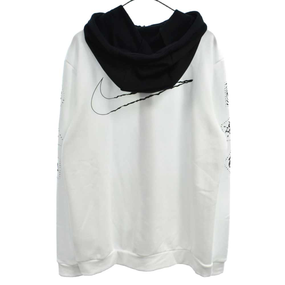 JUST DO IT DRY FIT ジップアップフーディー パーカー