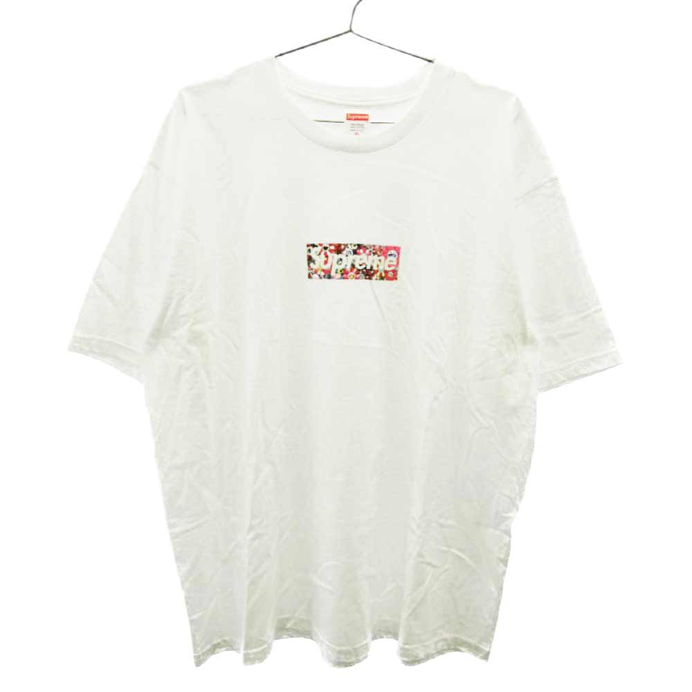×Takashi Murakami COVID-19 Relief Box Logo Tee ×村上隆 カイカイキキボックスロゴ半袖Tシャツ