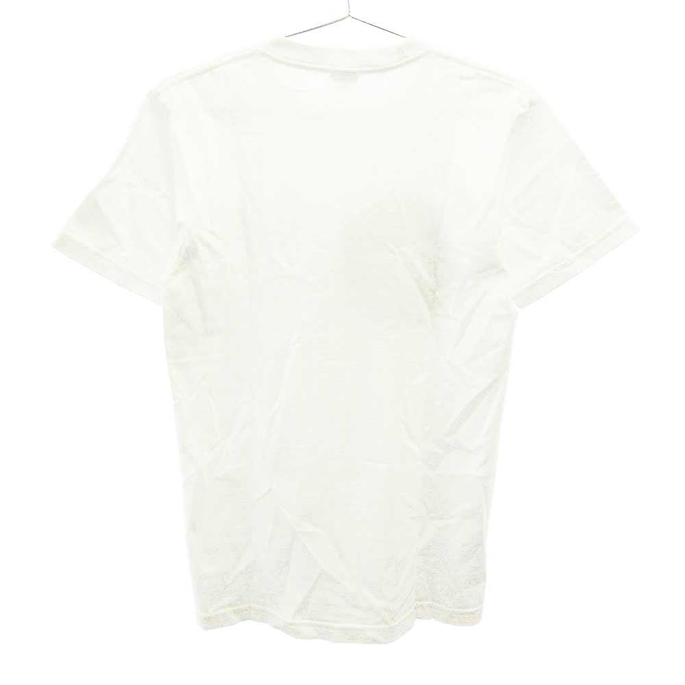 Mean Tee ミーンフロントフォトプリント半袖Tシャツ