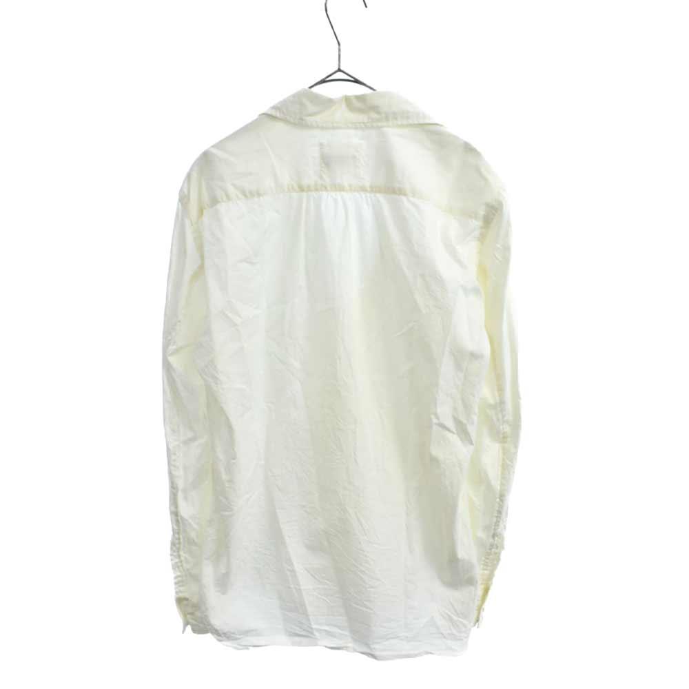 Crossover Shirt クロスオーバー長袖シャツ