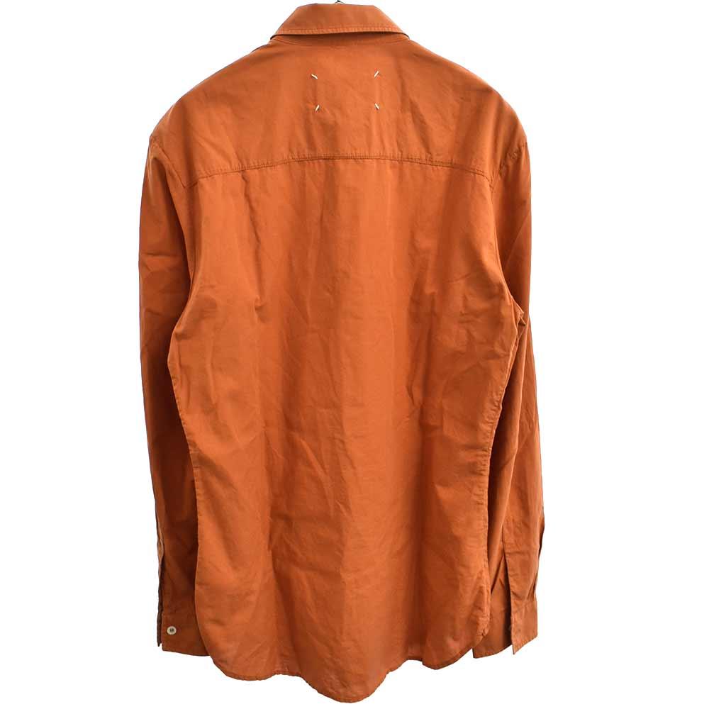 10 Slim 長袖シャツ