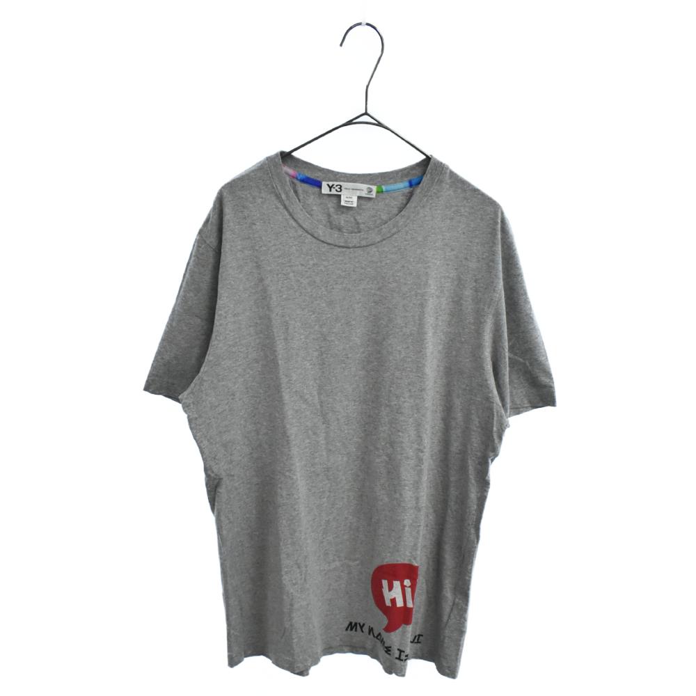Hi Graphic Tee Hi グラフィック半袖Tシャツ