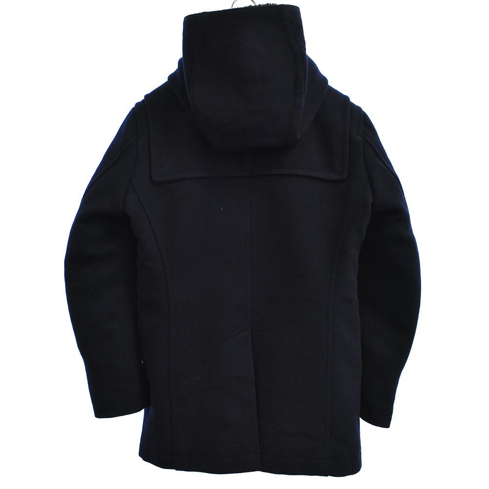 Wool Cavalry Twill Duffle Coat 強撚ウールキャバリー ライナー付ダッフルコート