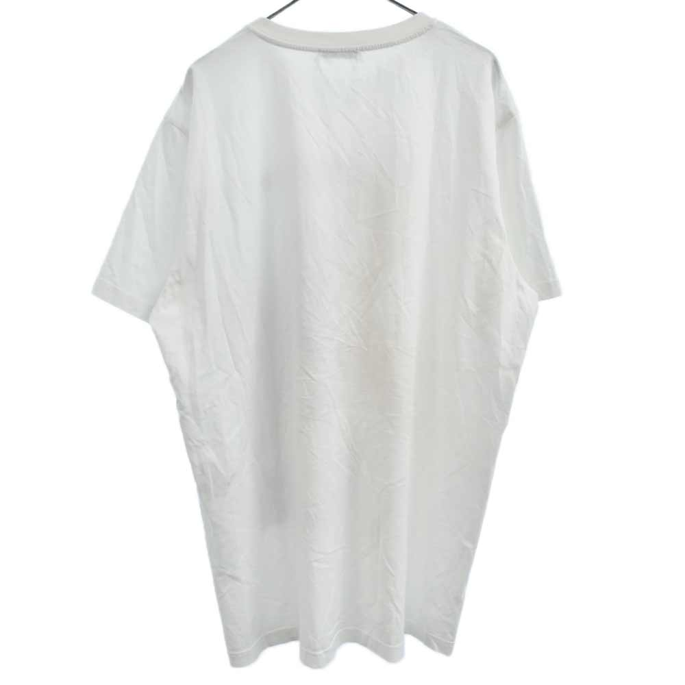 バンビプリントクルーネック半袖Tシャツ