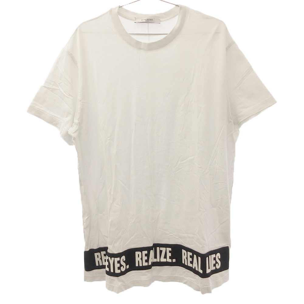 REALLIES プリント半袖Tシャツ