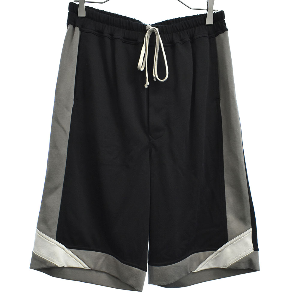 LARRY期 Karloff Boxer Shorts RU19F4399-JVN ジャージーカラーブロックボクサーハーフパンツ