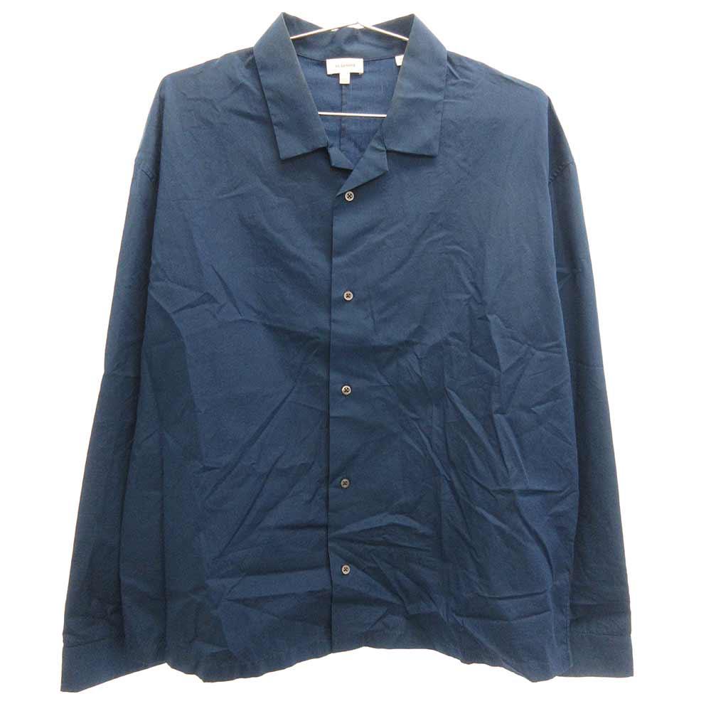 開襟オープンカラーシャツ