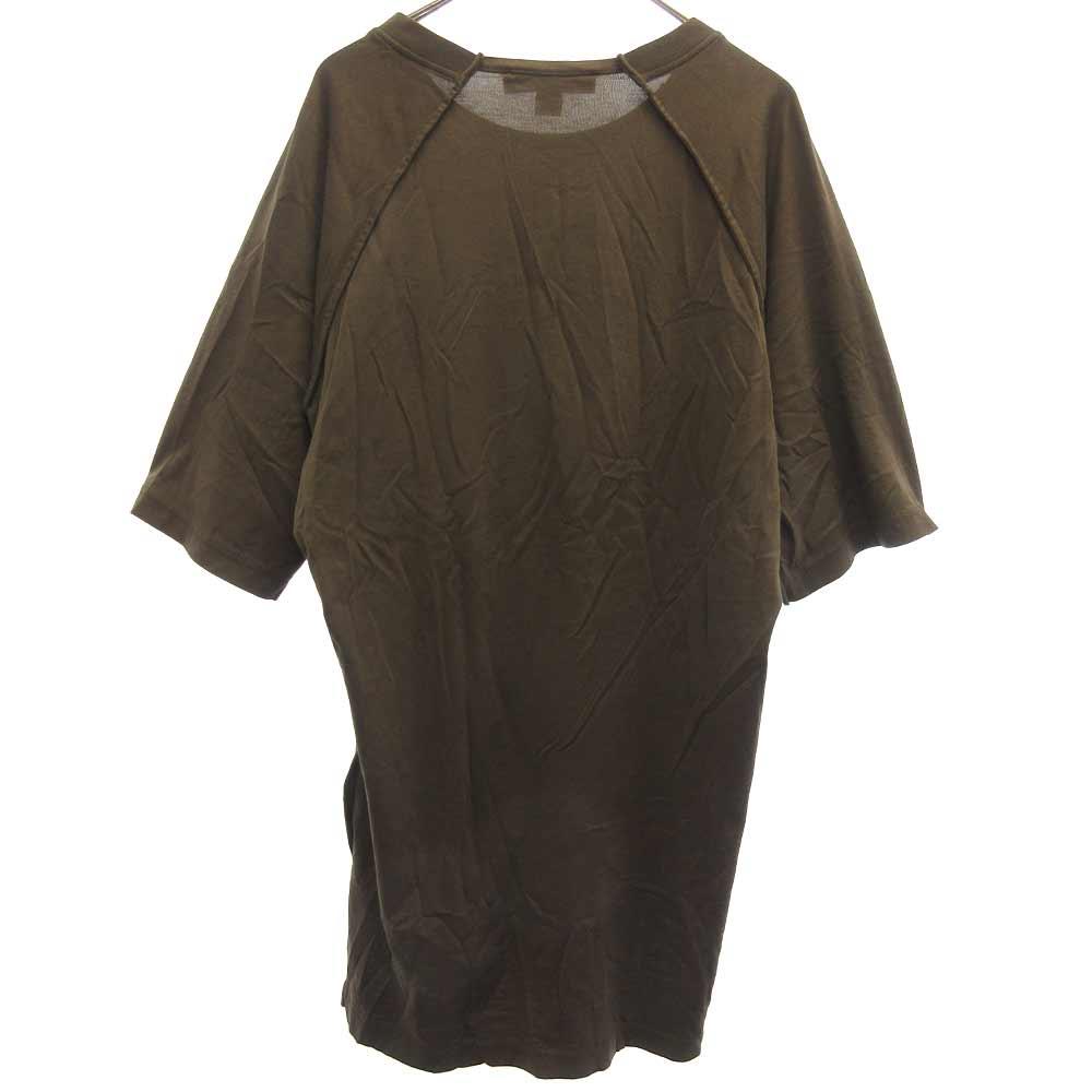 サイド切り替え 半袖Tシャツ