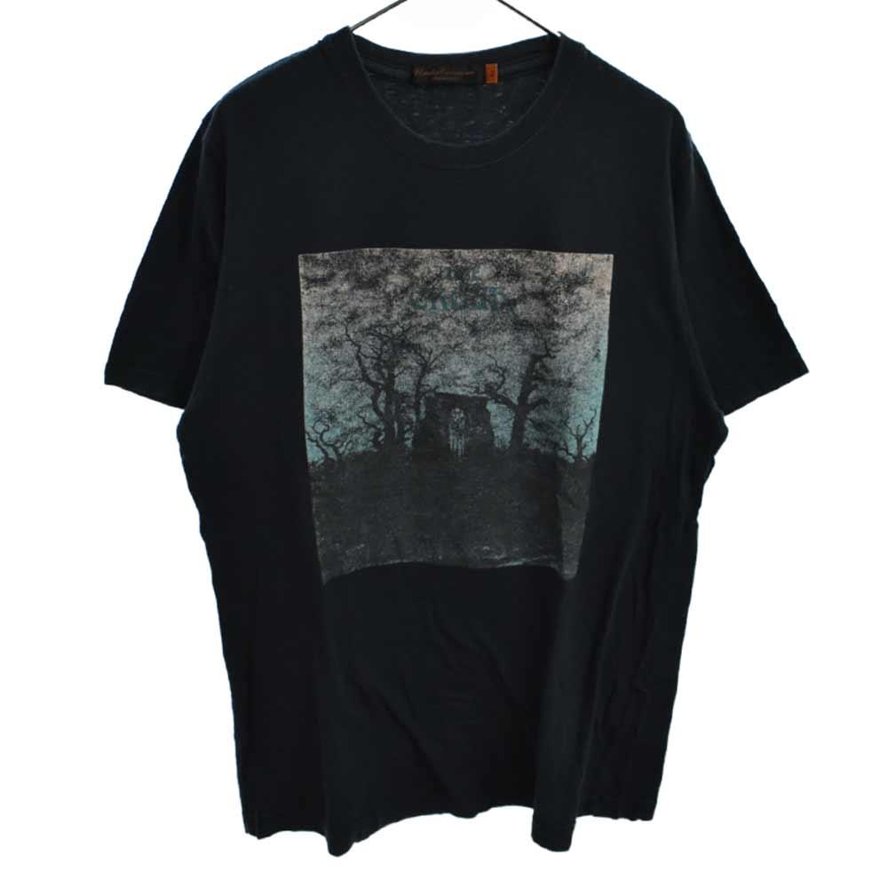 T期 klaus tree グラフィック半袖Tシャツ