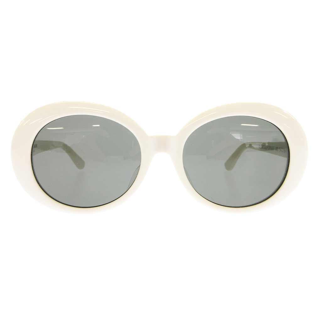 SL98 003 オーバルフレームサングラス