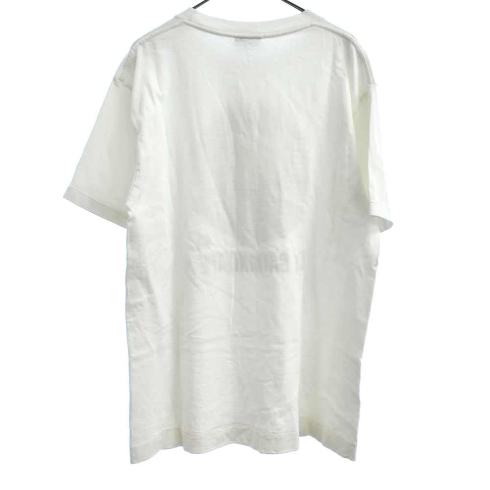 初期 ギンガムチェックbape headプリント半袖Tシャツ