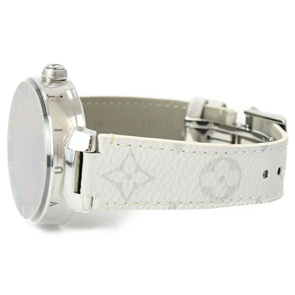 タンブール ホライゾン デジタル スマートウォッチ QA050Z メンズ 腕時計