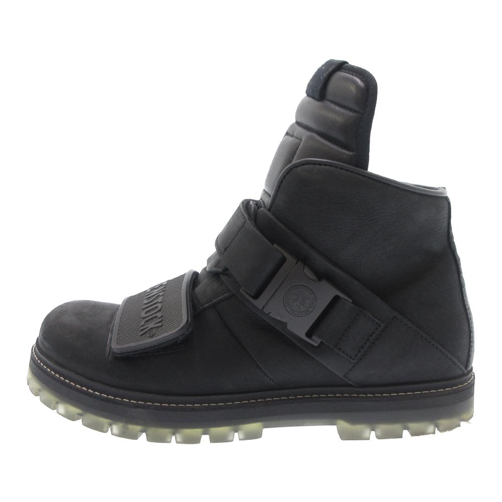 ×Birkenstock HANCOCK ROTTER HIKER boots ×ビルケンシュトックコラボ レザーブーハイカーレザーブーツ