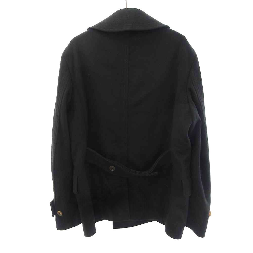 ウールピーコート ジャケット