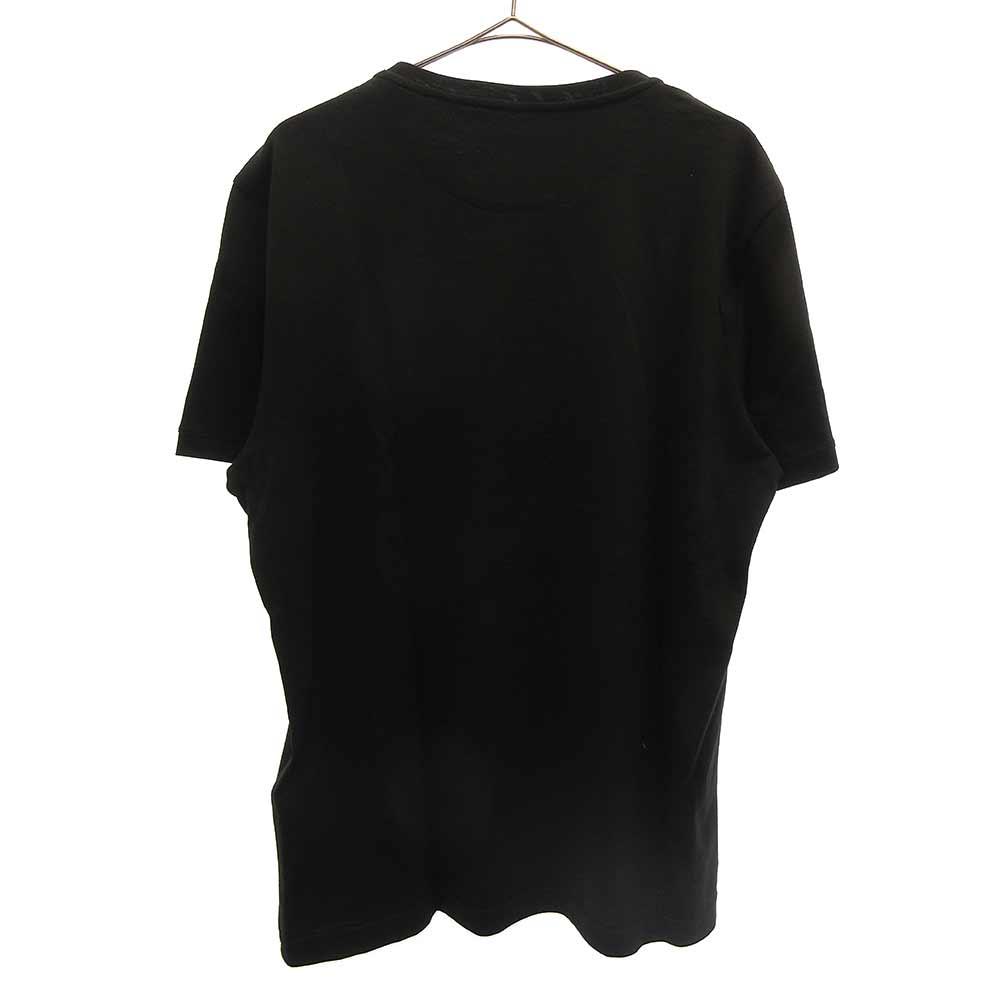 ロゴパッチ半袖Tシャツ