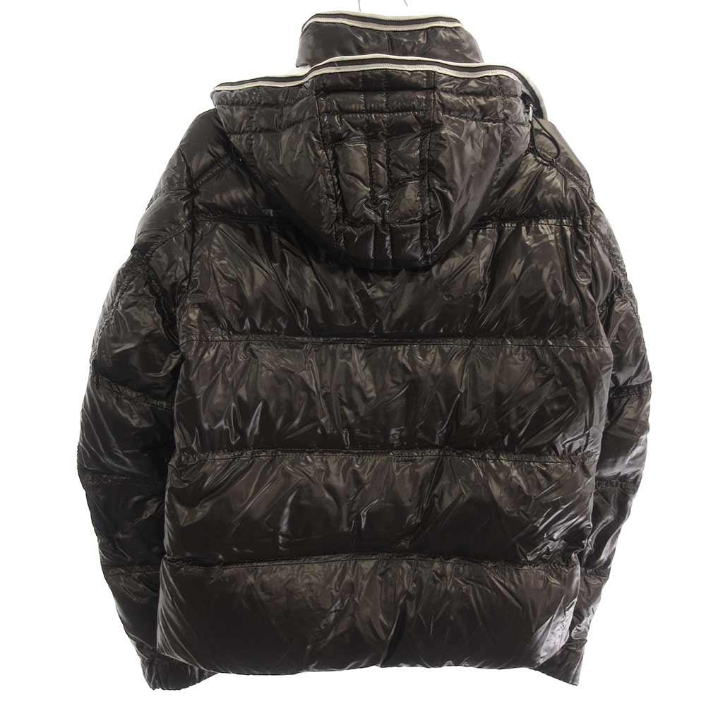 BRANSON ブランソン 中綿フード付きダウンジャケット