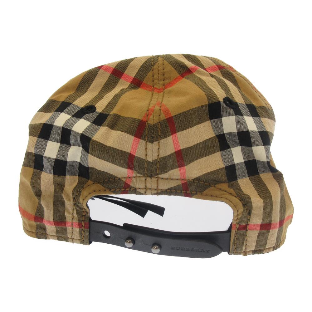 ノヴァチェック ベースボールキャップ 帽子
