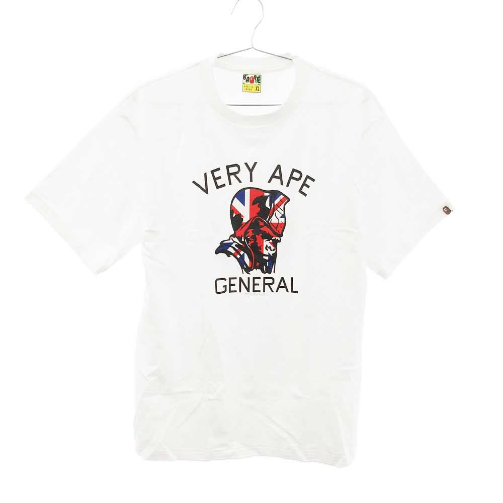 ロンドン店10周年記念 VERY APEロゴ Tシャツ