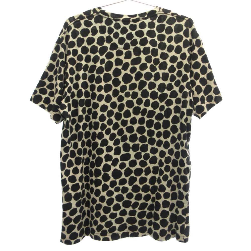 スパンコールストロベリープリント半袖Tシャツ