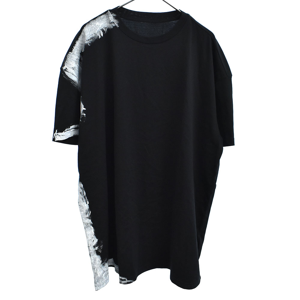 10 Paint Stroke Print Tee S50GC0630 ペイントストロークプリント半袖Tシャツ