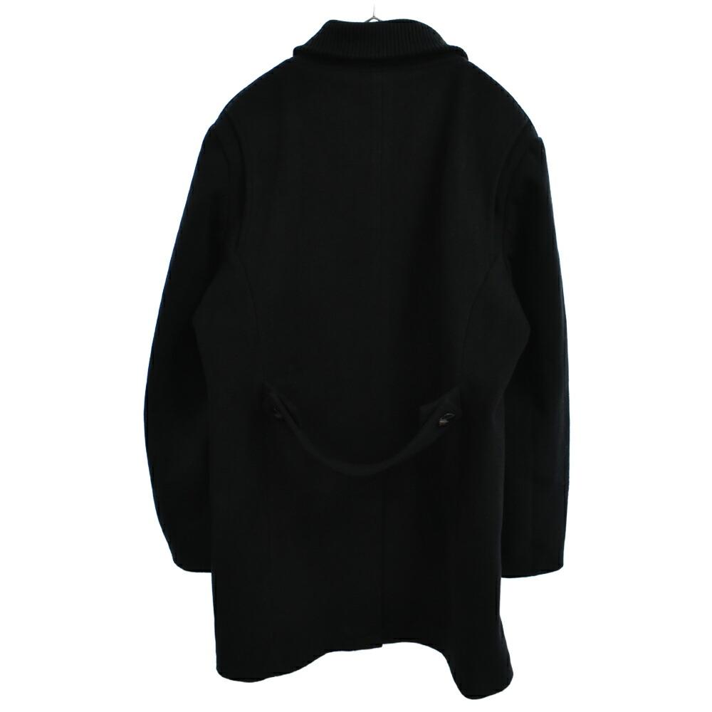 GB0319-JKT04 Fleur melton coat フラーメルトンコート