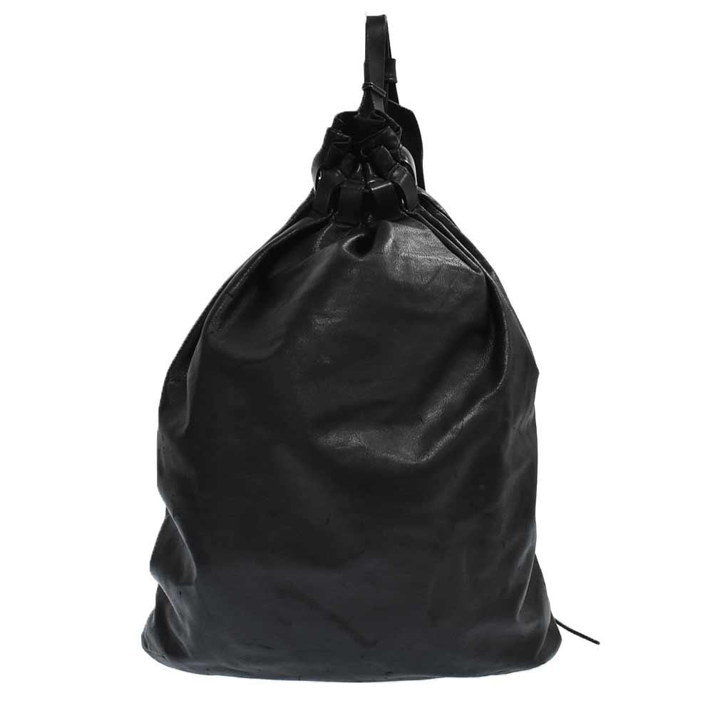 Leather Backpack HK-102-734 巾着型ホーススキンバックパック