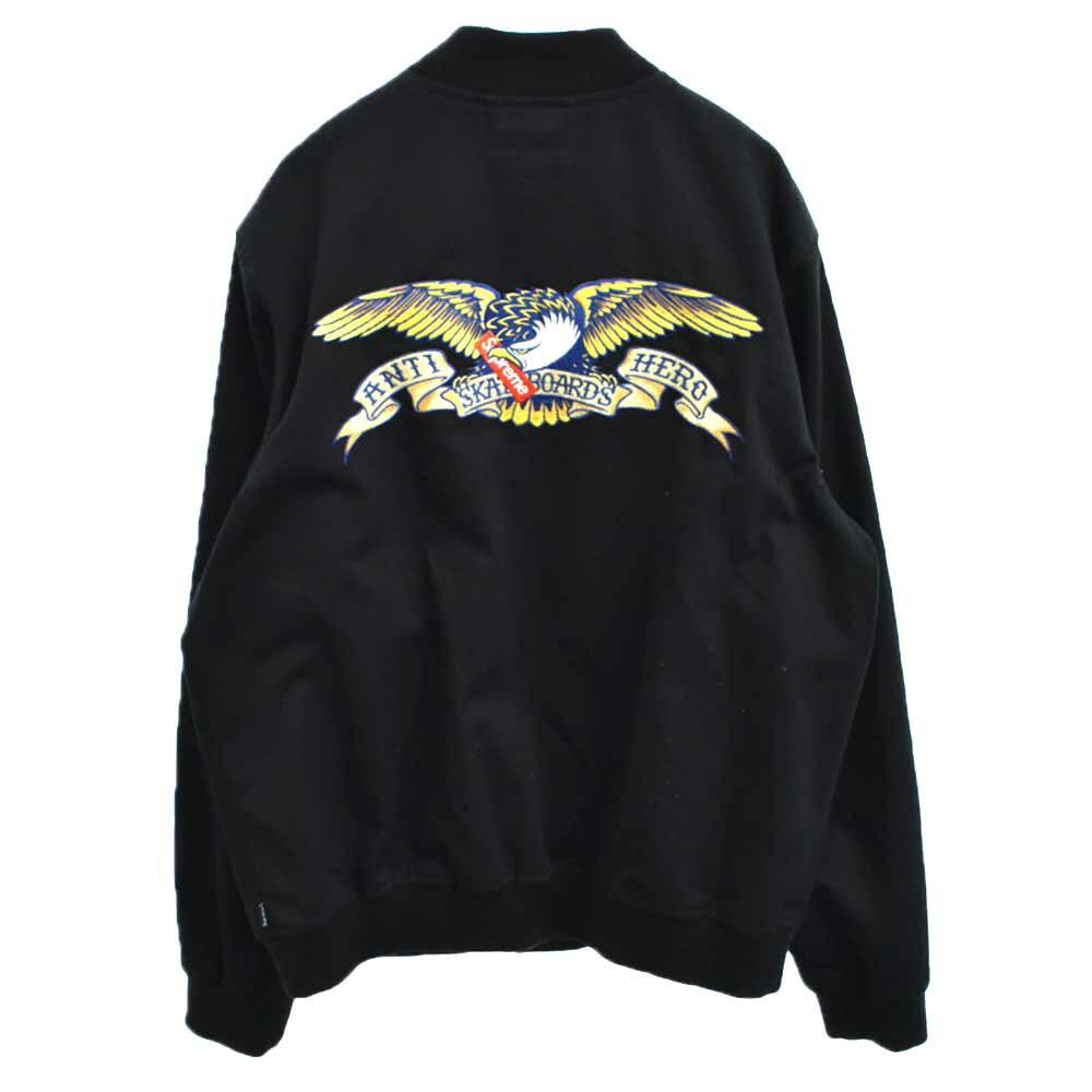 ×ANTIHERO Bomber Jacket アンタイヒーローイーグルボンバージャケット