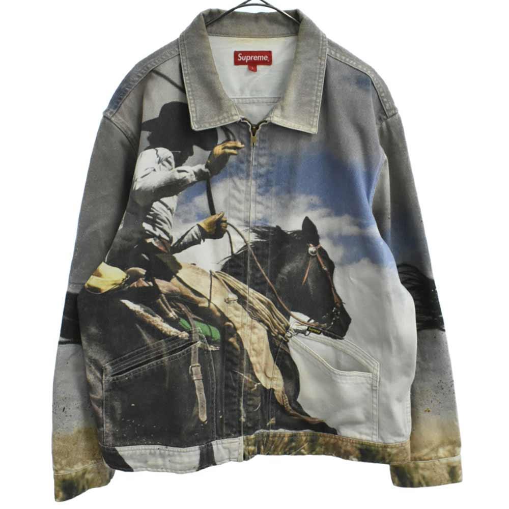 Cowboy Denim Work Jacketカウボーイデニムワークジャケット