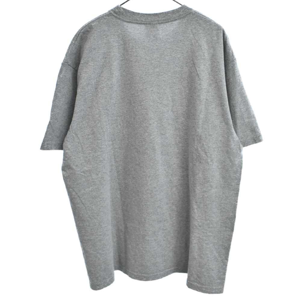 Nas Tee ナズフォトプリント半袖Tシャツ
