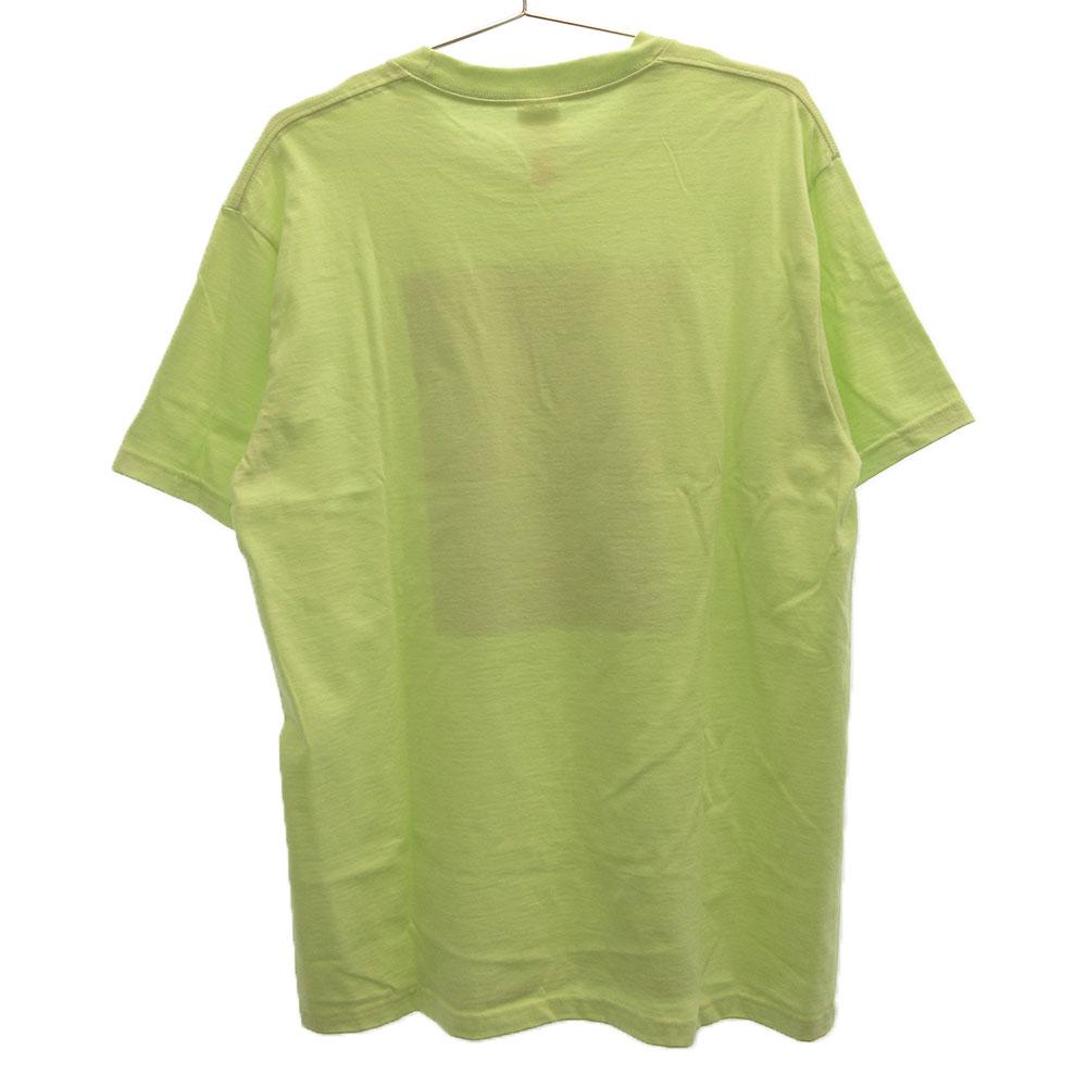 2pac Hologram tee フォトプリント半袖Tシャツ
