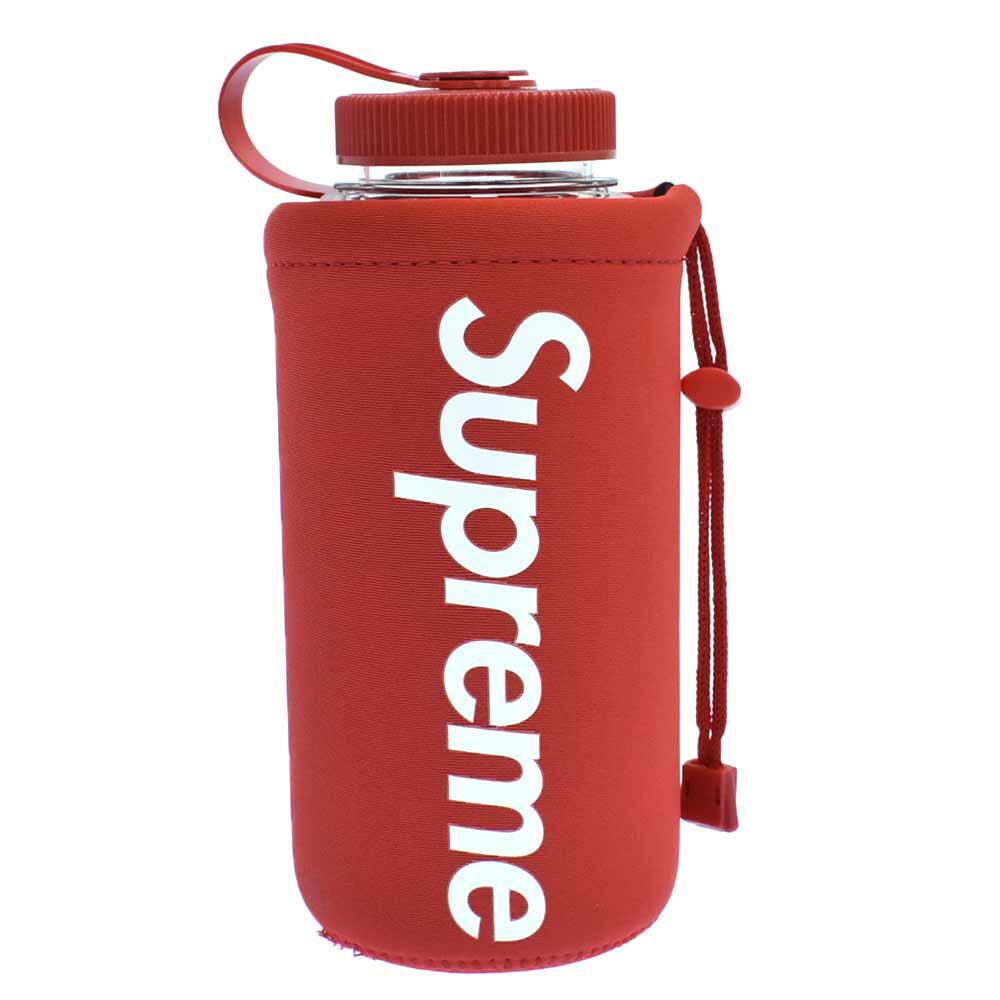 Nalgene 32 oz. Bottle ナルゲンロゴプリントケース付きドリンクボトル 水筒