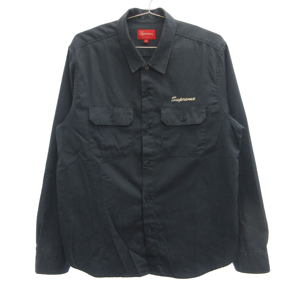 Mike Kelly Ahh Youth Work Shirts 長袖シャツ ワークシャツ