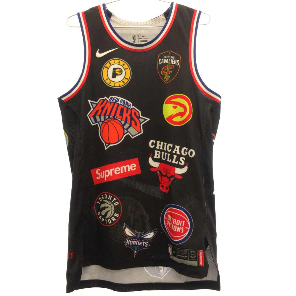 NIKE NBA Teams Authentic Jersey ナイキ NBAメッシュタンクトップ