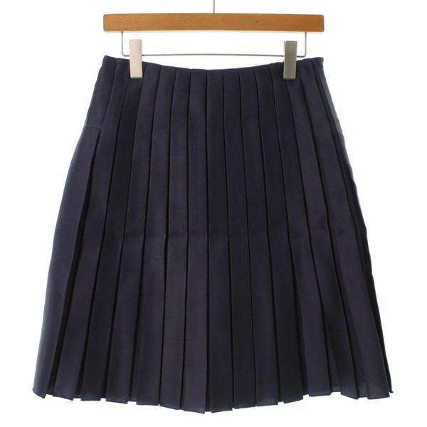 ひざ丈スカート