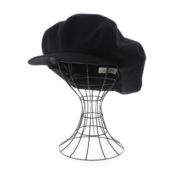 ハンチング・ベレー帽