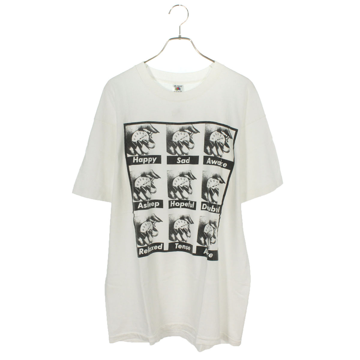 90s バーバラクルーガー エイズチャリティー Tシャツ