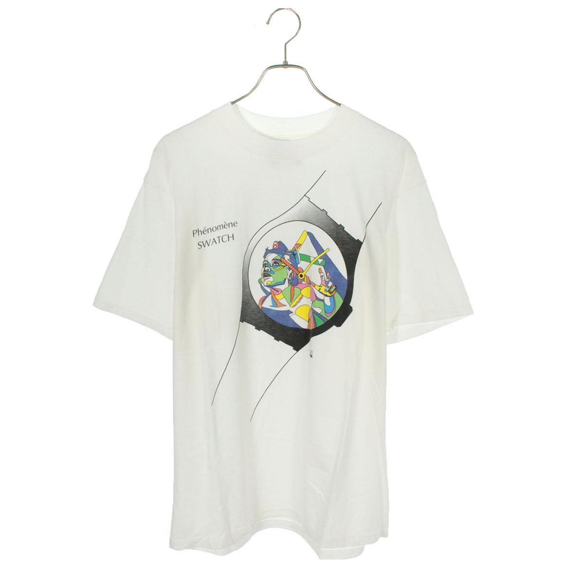 90s スウォッチ キキピカソ Tシャツ