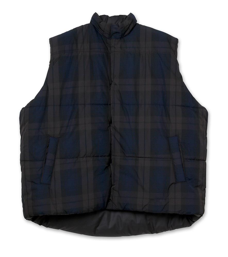 Reversible Oversized Vest