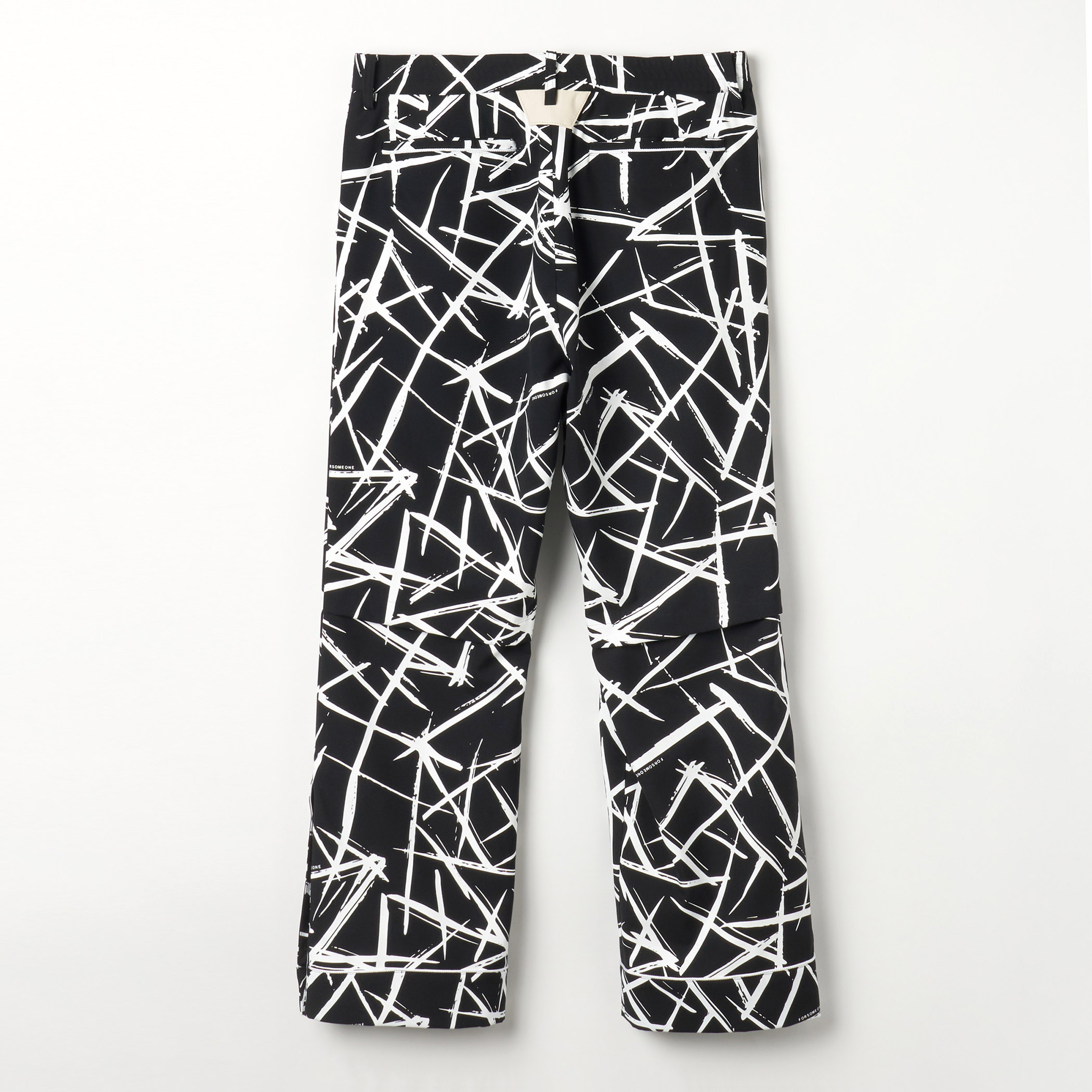 BED TROUSERS MONOTONE