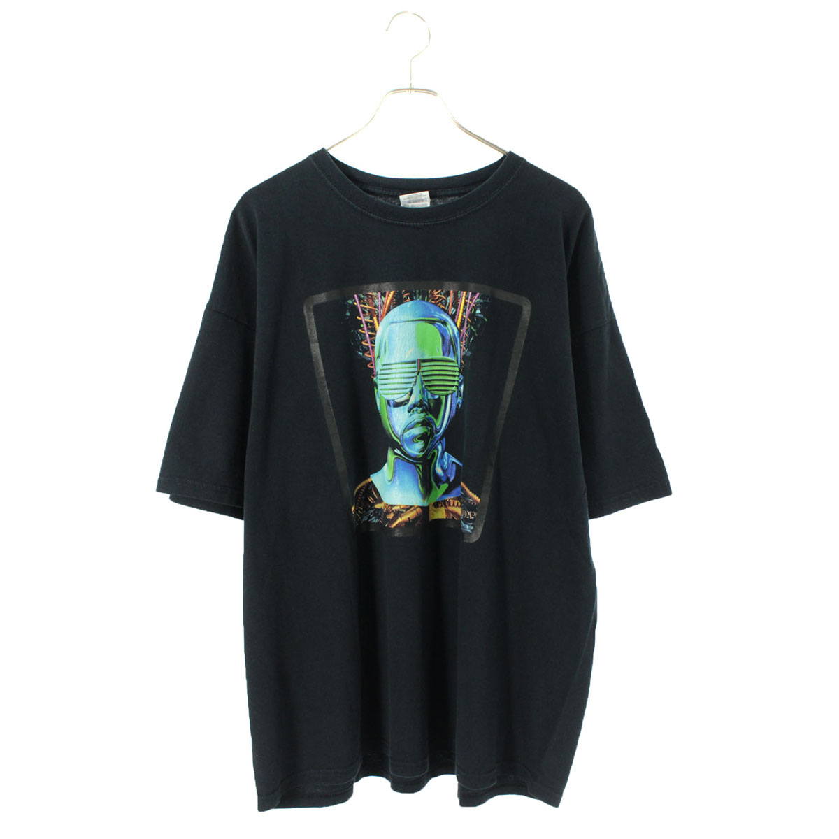 KANYE WEST GLOW IN THE DARK TOUR TEE