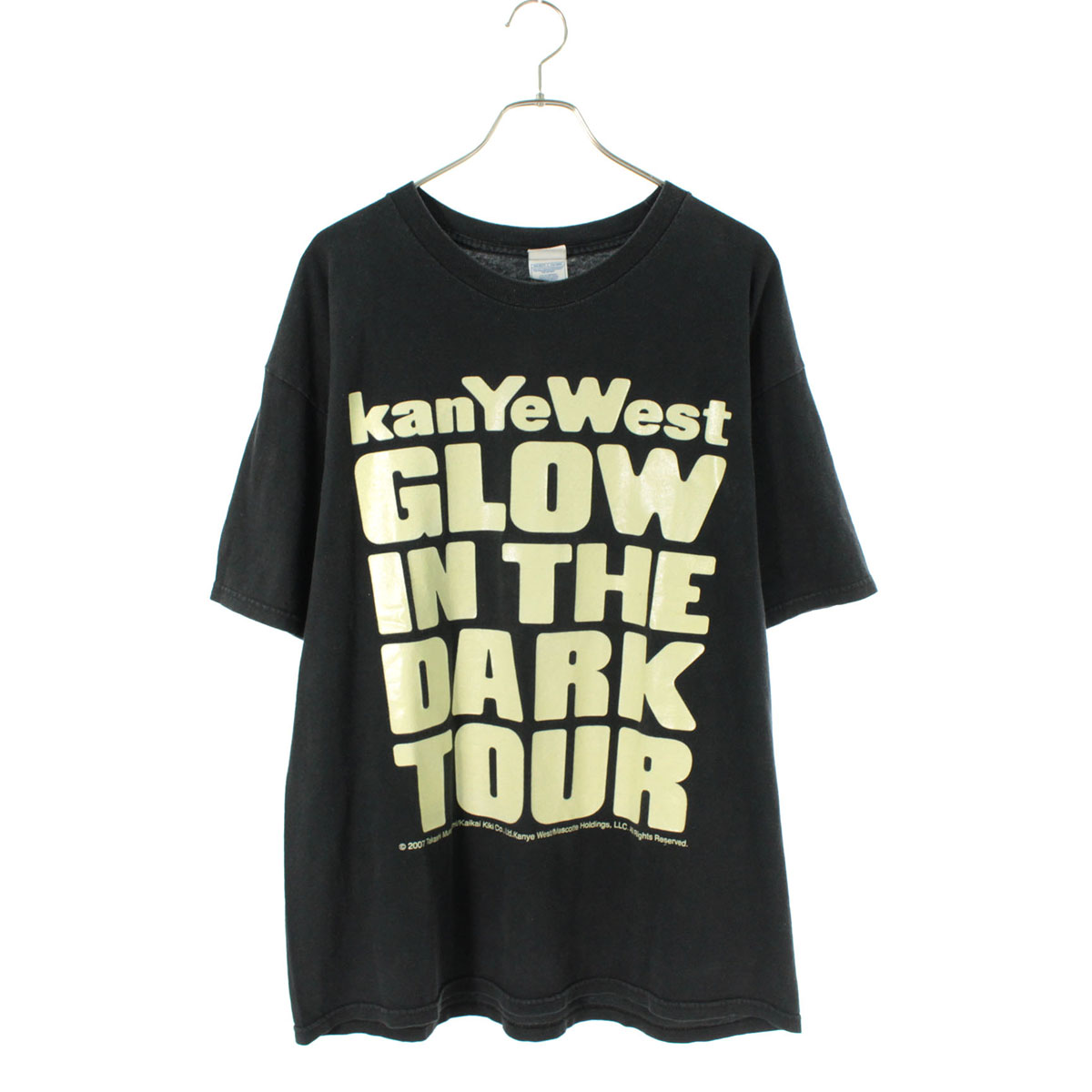 KANYE WEST × 村上隆 GLOW IN THE DARK TOUR (LUMINOUS FONT)