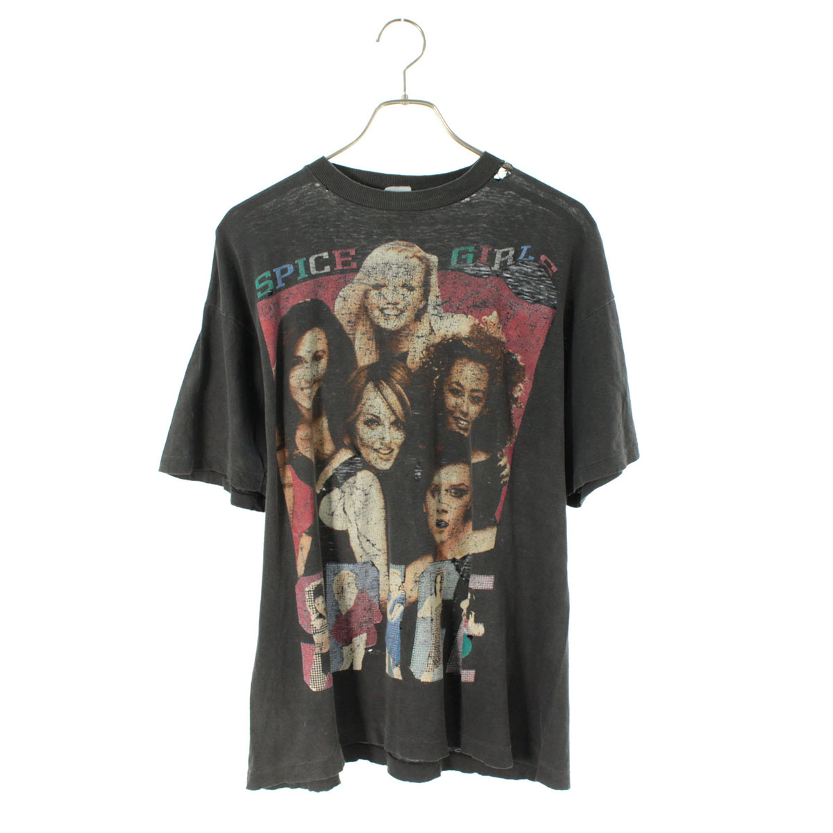 SPICE GIRLS BOOT TEE 90s as-is