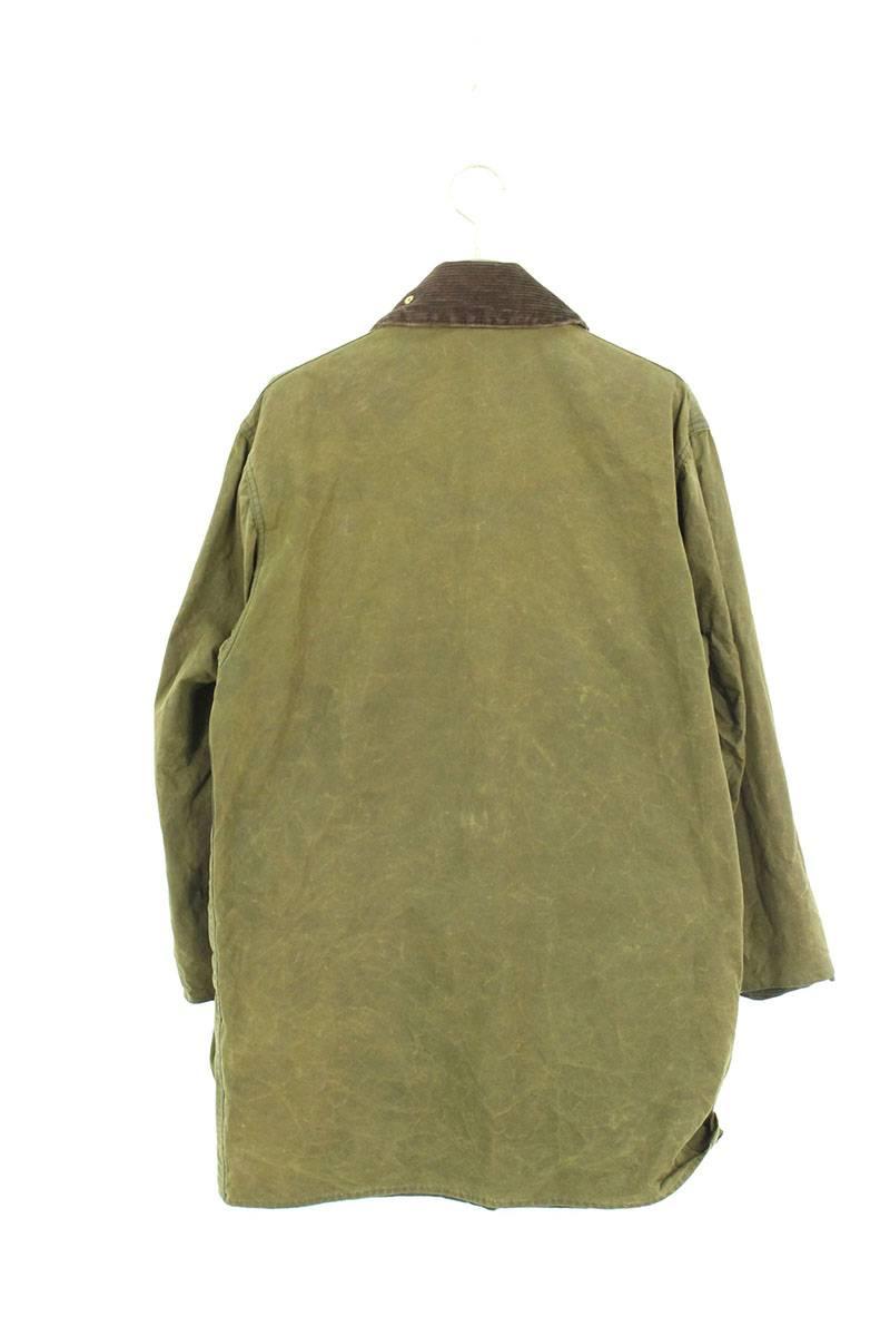 オイルドコーティングジャケット