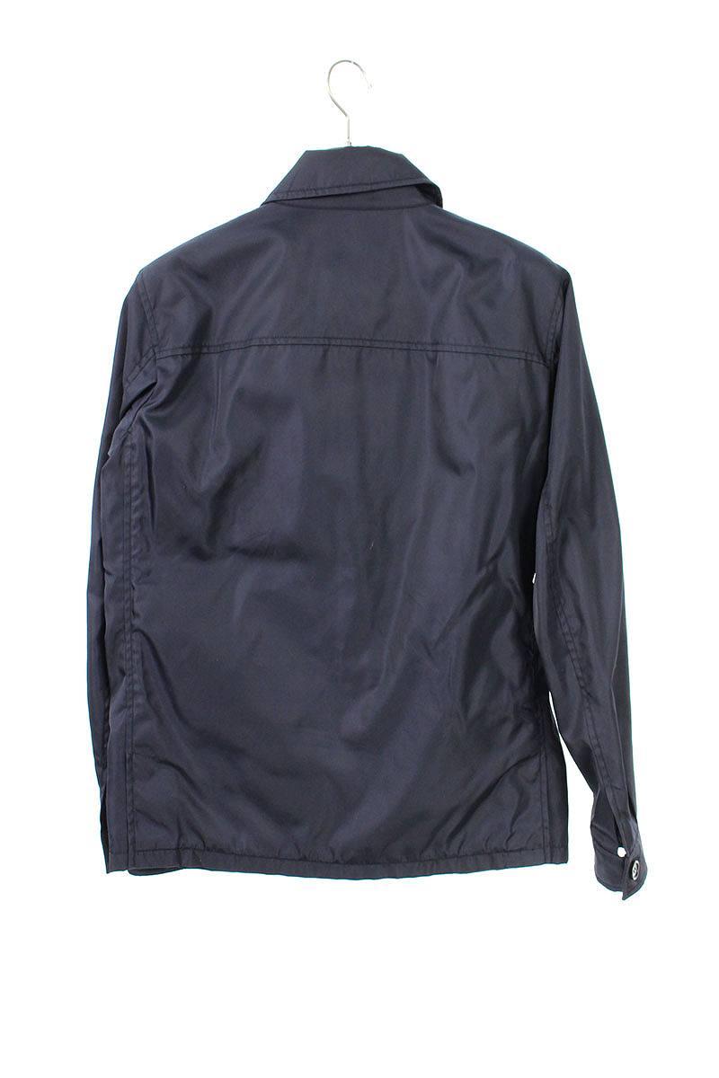 ナイロンジップアップジャケット