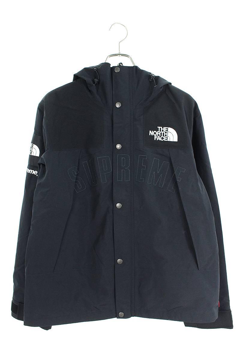 アーチロゴマウンテンパーカージャケット