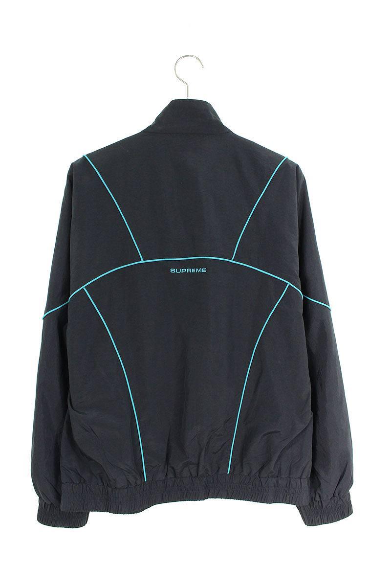 ナイロンパイピングトラックジャケット