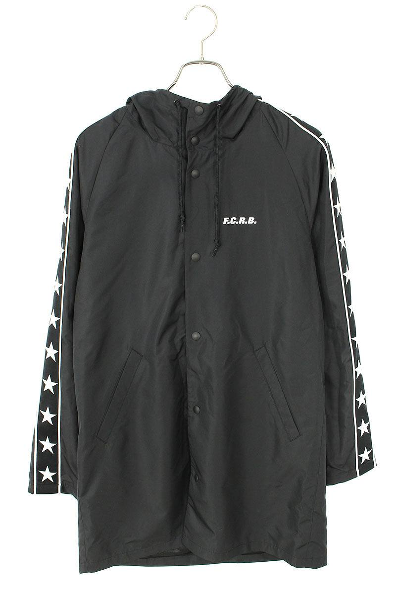 スターラインフードロングジャケット