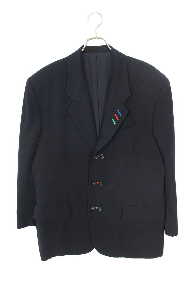 2連ボタンデザインテーラードジャケット